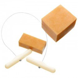 Alambre cortador de queso tradicional de...