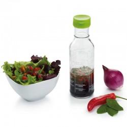 Botella mezcladora de aliños y vinagretas de...