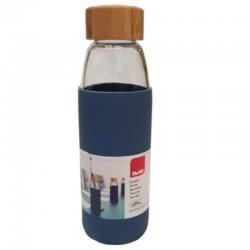 Botella elegance borosilicato de Ibili