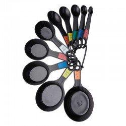 Set 10 cucharas medidoras de Kitchen Craft