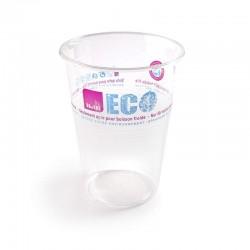 Vasos biodegradables de Ibili Eco (15u.)