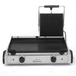 Plancha grill mixta doble GLD-10 de Sammic