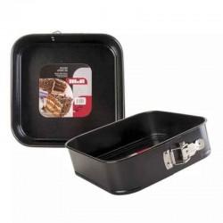 Molde cuadrado de tartas desmontable de Ibili