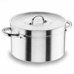 Cacerola alta con tapa Chef Aluminio de Lacor