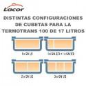 Contenedores isotermicos para catering Termotrans