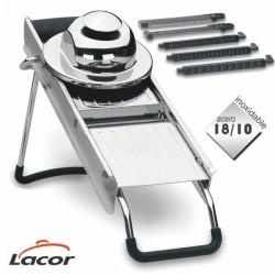 Mandolina inoxidable Luxe 60332 de Lacor