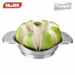 Cortador de manzanas inox de Ibili