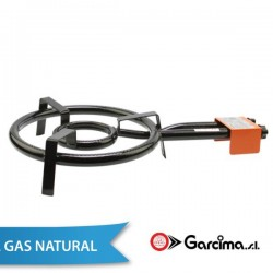 Paellero de Gas Natural Garcima