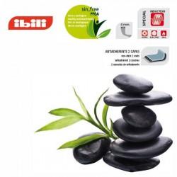 Grill antiadherente a la piedra Natura de Ibili
