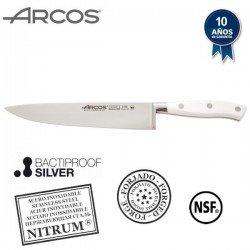 Cuchillo profesional cocinero Riviera Blanc de Arcos