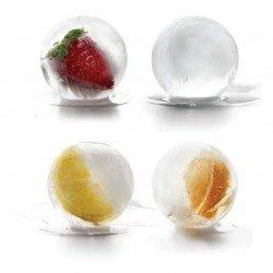 Moldes para bolas de hielo de Gintonic 2 unidades