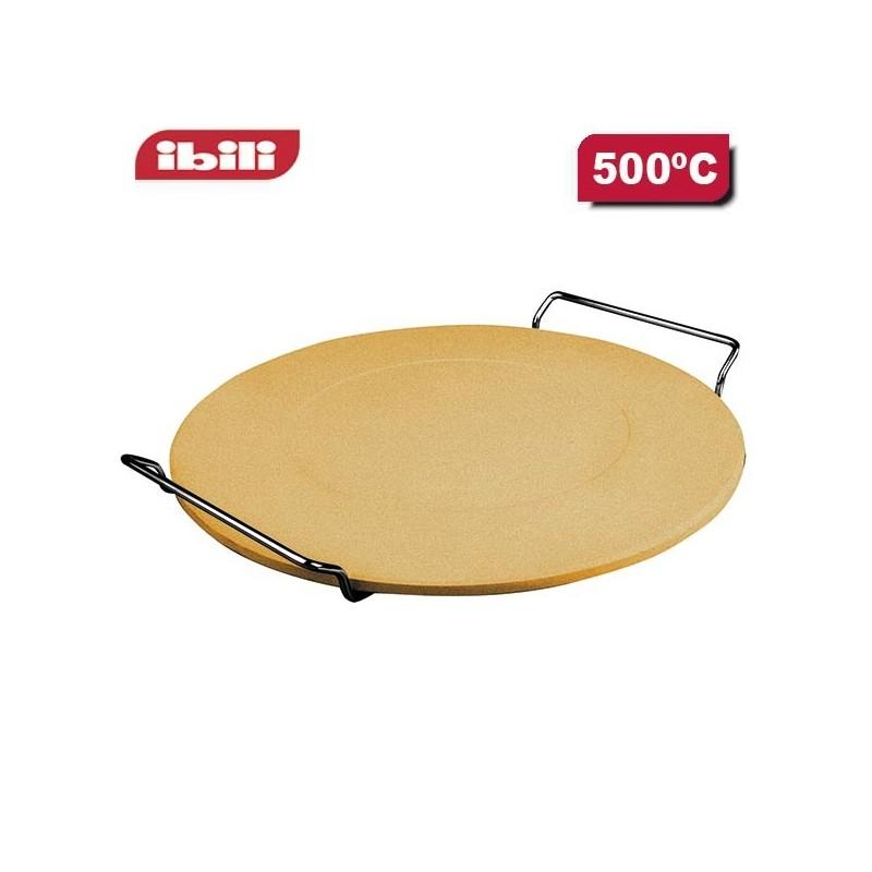 Piedra para pizza de Ibili