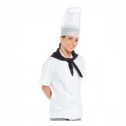 Chaqueta de cocina unisex manga corta ECONOMIC