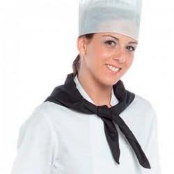 Pañuelo, pico de cocinero unisex