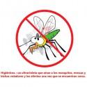 Mata moscas y mosquitos domestico Lacor