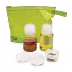 Set porta condimentos y especias de Iris