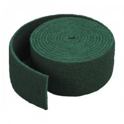 Rollo estropajo fibra verde 6 metros