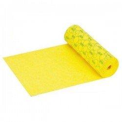 Royo bayeta sintética amarilla 14 metros
