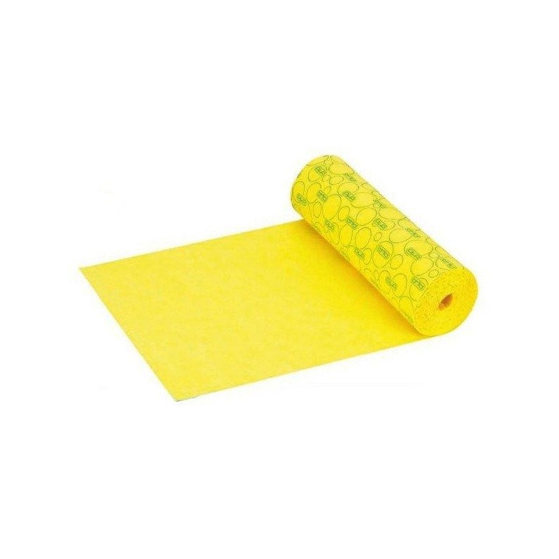 Bayeta amarilla 14 metros