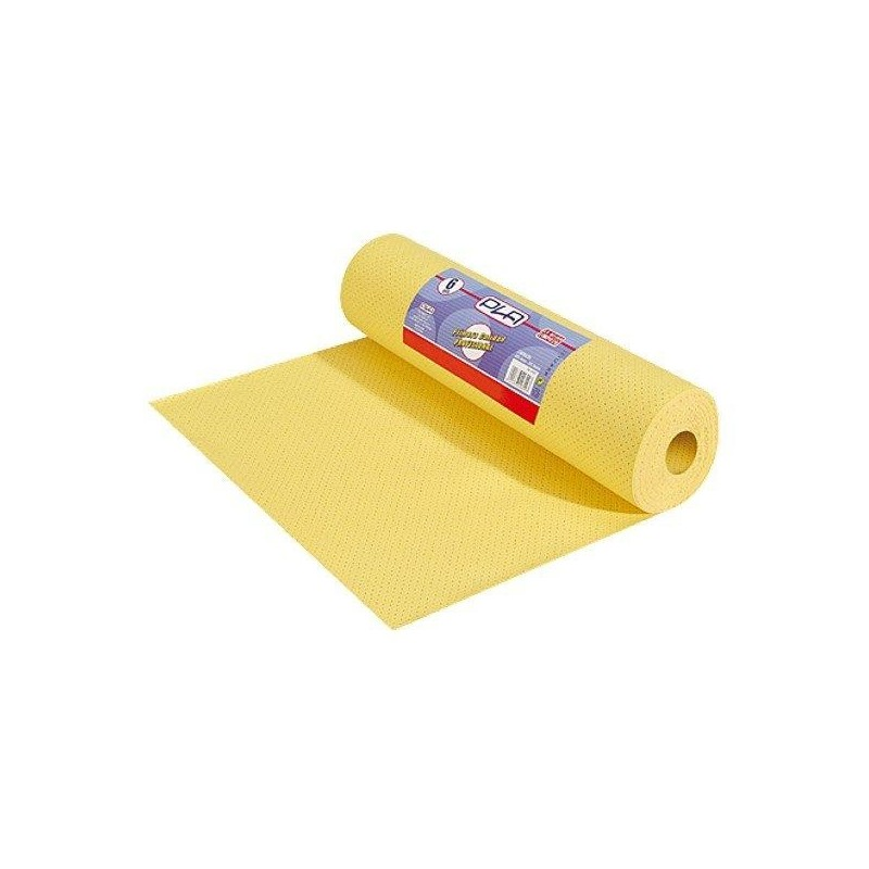 Bayeta sintética amarilla 6 metros