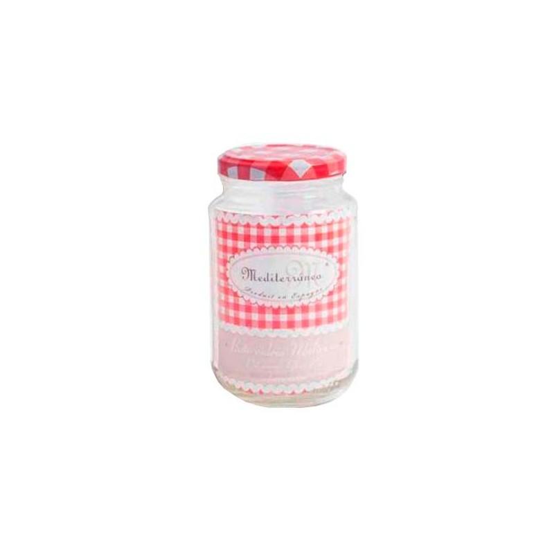 Pack de 12 tarros de cristal para conservas