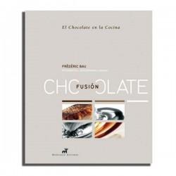 Fusión chocolate de Frédéric Bau