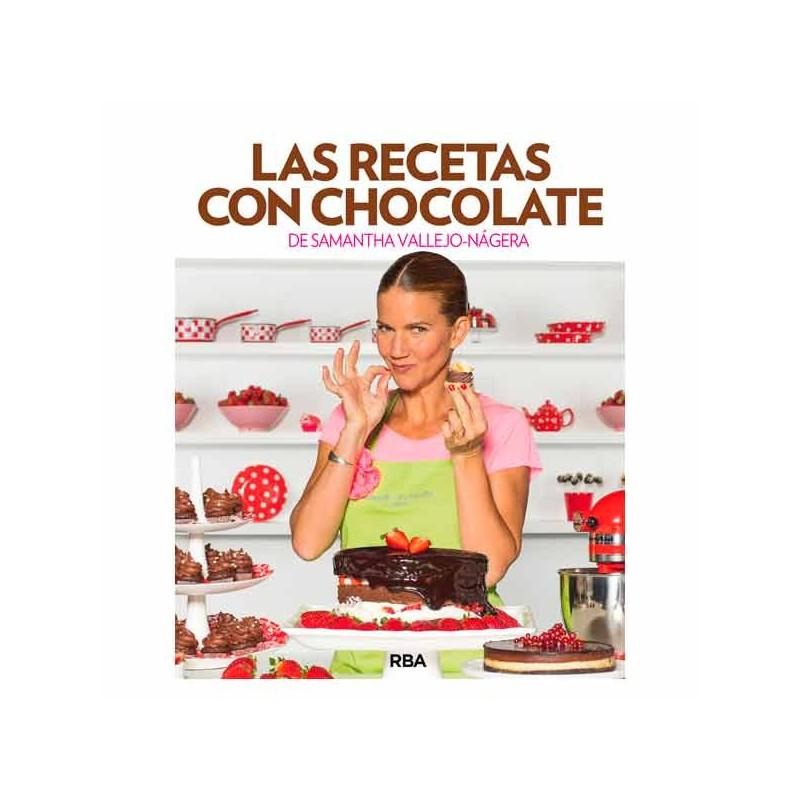 Las recetas con chocolate de Samantha Vallejo