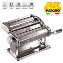 Maquina de pasta fresca Marcato Atlas 150 y 180 cromo