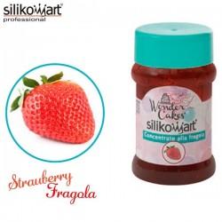 Concentrado con sabor a Fresas de Silikomart