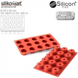 Molde Round Délice SiliconFlex de Silikomart