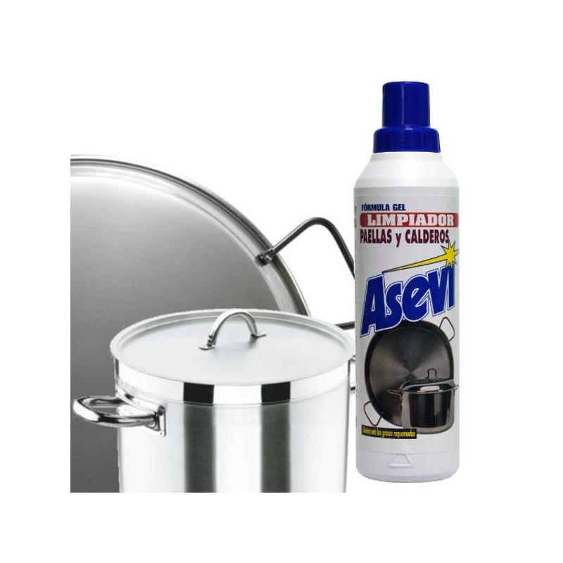 Limpiador de calderos y paelleras ASEVI
