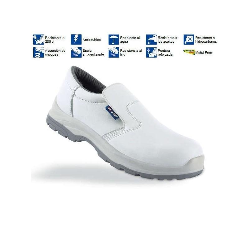 Comprar calzado y zapatos de seguridad antideslizantes - Zapatos antideslizantes cocina ...