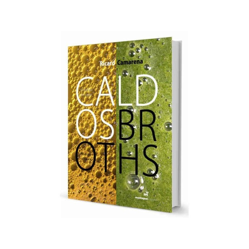 Caldos de Ricard camarena - BROTHS