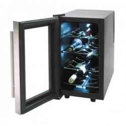 Armarios refrigeradores vinotecas Inox Line LACOR