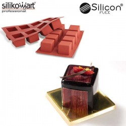 Molde Cubos SiliconFlex de Silikomart Profesional