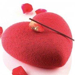 Molde Amore con cortapastas Tortaflex de...