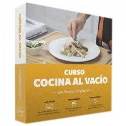 Curso online cocina al vacío de Enrique Bengoechea