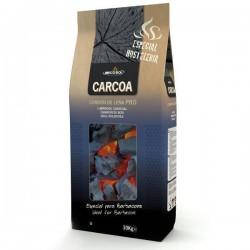 Carbón vegetal Carcoa 10 Kg especial Hostelería