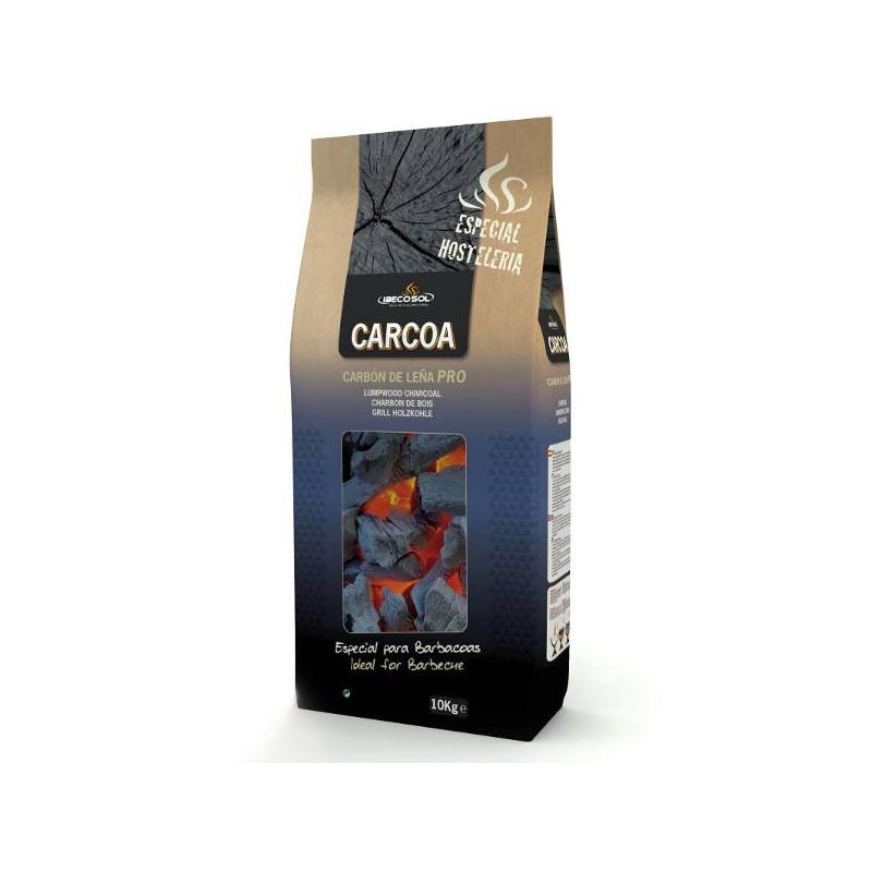 Carbón vegetal Carcoa 10 Kg