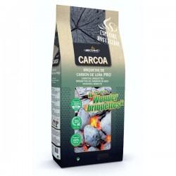 Briquetas de carbón PRO 12 kg especial hostelería