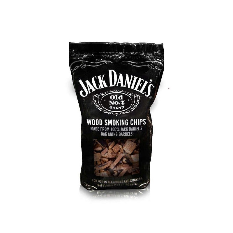 Virutas de madera para ahumar Jack Daniel's