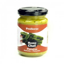 Pralicroc de pistacho praliné 160 gr