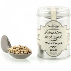 Pimienta blanca de kampot Terre Exotique