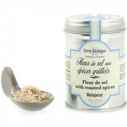 Flor de sal con especias tostadas Terre Exotique
