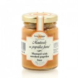 Mostaza de Dijon con paprika ahumada de Terre Exotique