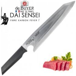 DAI SENSEI cuchillo japones fabricado a mano.