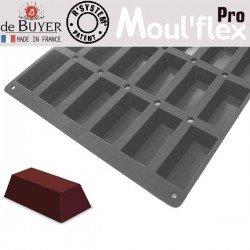 Molde mini cakes Moul Flex Pro 60x40 de De Buyer