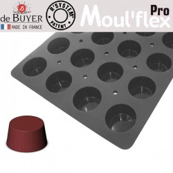 Molde mufins Moul Flex Pro 60x40 de De Buyer