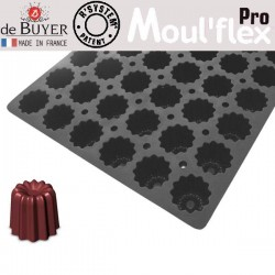 Molde bordelés Moul Flex Pro 60x40 de De Buyer