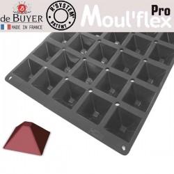 Molde pirámides Moul Flex Pro 60x40 de De buyer